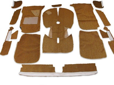 Tan Carpet Kit